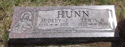 Audrey June Auds <i>Reas</i> Hunn