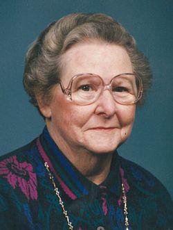 Mary Jessamine Jake <i>McGonigle</i> Cashen