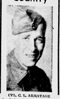 Cpl Linton Charles Armatage