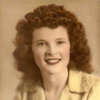 Betty Mae <i>Hargis</i> Athey