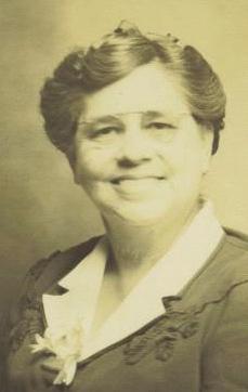 Nannie Betty <i>Abell</i> Allen