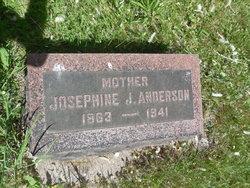 Justine Josephine <i>Anderson</i> Andersen