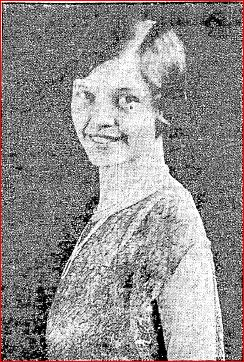 Lucille Irene <i>Kinney</i> Van Horn