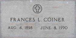 Frances Lucinda <i>Long</i> Coiner