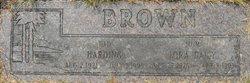 Harding Brown