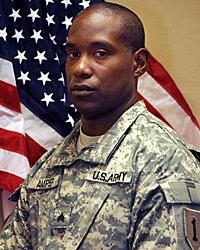 Sgt Nicanor Nick Amper, IV