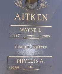 Wayne Lyle Aitken