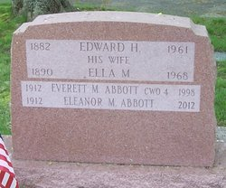 Eleanor Mae <i>Webster</i> Abbott
