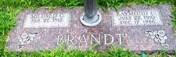 Mildred C. <i>Christensen</i> Brandt