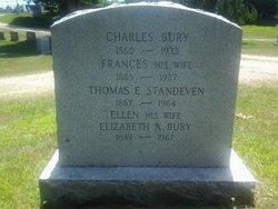 Frances <i>Clarke</i> Bury