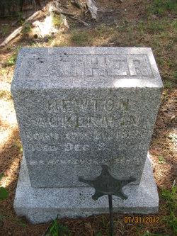 Newton Ackerman