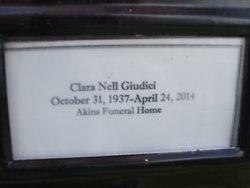 Clara Nell <i>Warhurst</i> Giudici