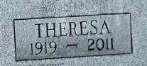 Theresa A <i>Reiter</i> Armbrust