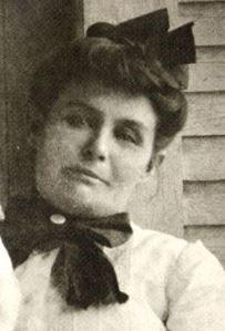 Eliza Elmira <i>Robinson</i> Baker