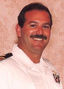 LCDR Casey A. Gagan