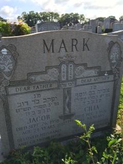Jacob Jake Mark