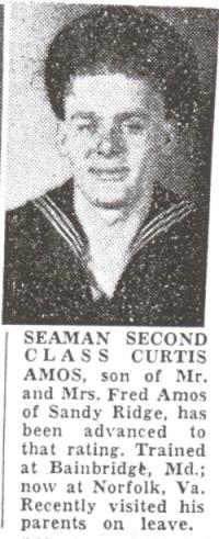 Curtis Junior Amos