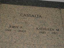 John P. Cassalia