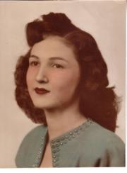 Helen Virginia <i>Saul</i> Applegate