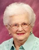 Janie Ruth <i>Myers</i> Baucom