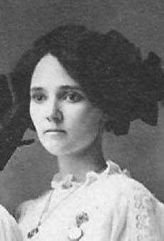 Gertrude Gertie <i>Abbett</i> Nixdorf
