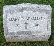 Mary P. Adamjack