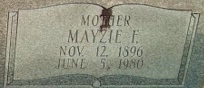 Mayzie Laura <i>flurry</i> Alexander