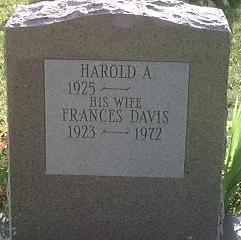 Frances <i>Davis</i> Arsenault