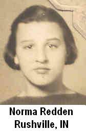 Norma M. <i>Redden</i> Miller