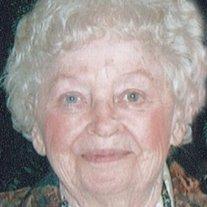 E. Geraldine Jerry <i>Wright</i> Alford