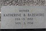 Sarah Katherine <i>Beard</i> Bazemore
