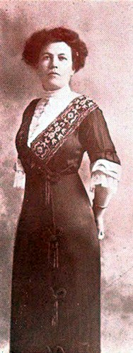Anne Julia <i>Mims</i> Wright