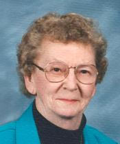 Bernice Winifred <i>Boreson</i> Akerlind