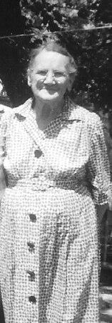 Margaret Maud <i>Berry</i> Alexander