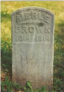 Merle Brown