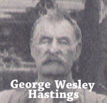 George Wesley Hastings