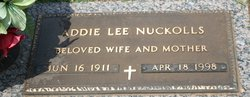 Addie Lee <i>Smith</i> Nuckolls