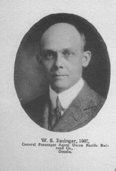 William Starr Basinger, Jr