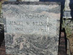 Albert William Brandon