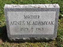 Agnes M. Adamyak