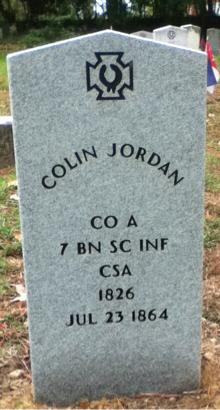 Colin Jordan
