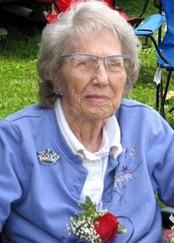 Martha L. <i>Goslin</i> Adamson