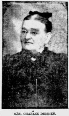 Sarah A. <i>Kemp</i> Deisher