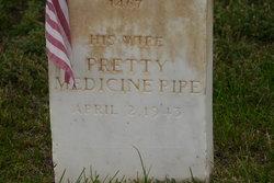 Pretty Medicine Pipe