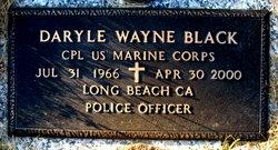 Daryle Wayne Black
