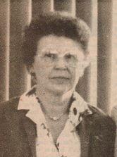 Betty M. <i>Caulkins</i> Bushong