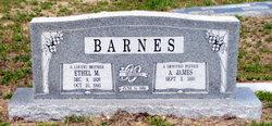 Alanzo James Barnes