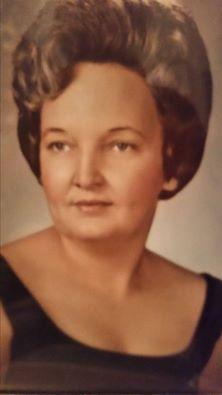 Helen Elizabeth <i>Cook</i> McClain