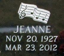 Jeanne <i>MacFarland</i> Dennehy