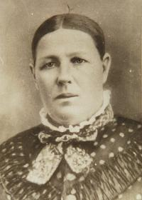 Agnes Thompson <i>Park</i> Borrowman